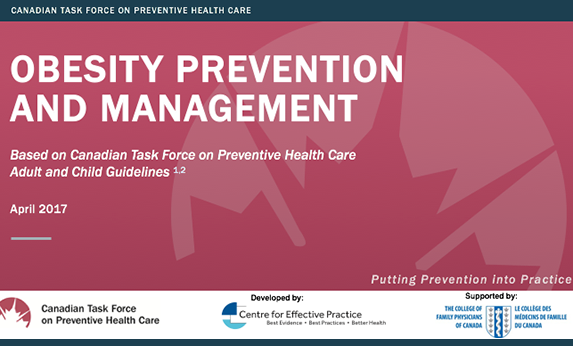 Obesity Prevention & Management Course